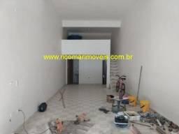 Título do anúncio: Salão comercial novo de 60m² Bairro Gaivotas Itanhaém