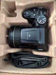 Câmera Finepix S4800 Semi Profissional