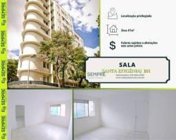 Título do anúncio: Sala à venda, 47 m² - Santa Efigênia - Belo Horizonte/MG