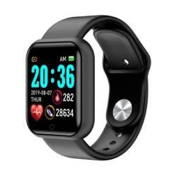 Smartwatch Y68 D20 Relogio Inteligente troca foto Bracelet Entrega Gratuita