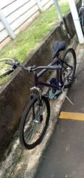 Vendo bike quadro de aluminio