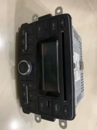 Rádio Cd Player Original Renault Duster 2012 - 2014 Modelo AGC-0060RF