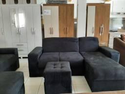 Últimas 30 unidades pra está promoção sofá chaise