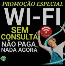 wifi fibra e chip controle