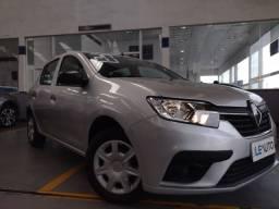 Título do anúncio: Renault Sandero LIFE 1.0 4P