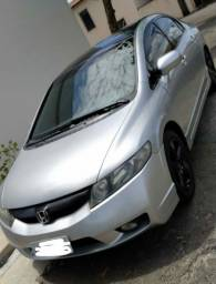 Honda Civic 2007 LXS COURO + MULTIMIDIA