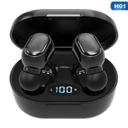 E7S Mini Fone De Ouvido Esportivo Estéreo Tws Bluetooth 5.0 Sem Fio