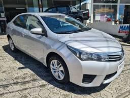 Corolla GLi 1.8 - 2016 - Prata