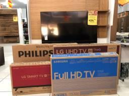VENDO TVS NOVAS ?