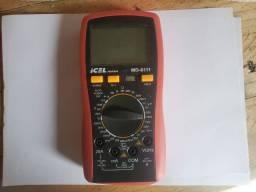Multímetro Icel MD-6111 - parcelo no cartão e entrego