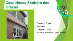casa nossa senhora das graças - R$ 380 mil