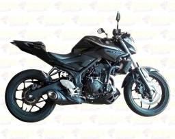 Título do anúncio: Ponteira escapamento Yamaha MT 03 / R3
