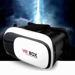 Óculos de realidade virtual 3D VR Box para smartphone! Nova com garantia!