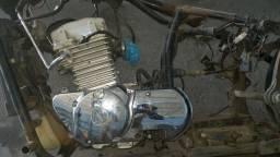 motor completo ghost spyder 300 cc