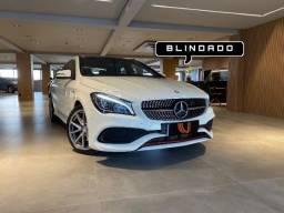 Cla 250 2.0 Sport 16v Turbo Blindada 2017