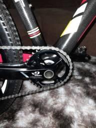 Título do anúncio: Bicicleta aro 29 carbono