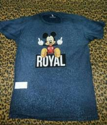 Camisa Royal black