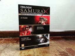 BOX DVD TRILOGIA SAMURAI X