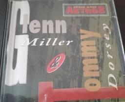 CDs Glen Miller e Frank Sinatra