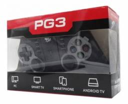 Controle Pg3 Bluetooth Para Celular Pc Smart Tv