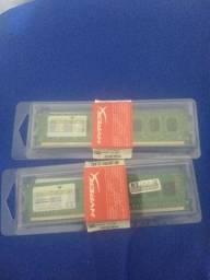 Memória RAM DDR3/1600mhz