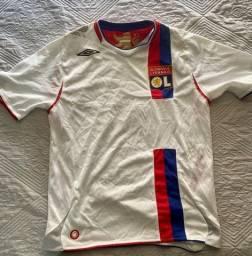 Camisa Oficial Umbro (M infantil) - Time Francês Lyon