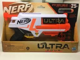 Lançador Nerf Ultra Four Com 4 Dardos E9217 - Hasbro