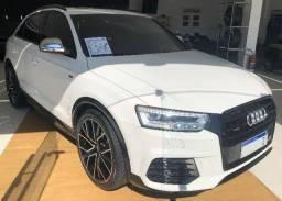 Audi Q3 SLine 2.0 16V Quattro 2016 - 49.000km - Teto solar