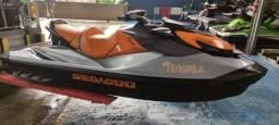 Jet ski seadoo 2020 gti 170 27horas unico dono impecável