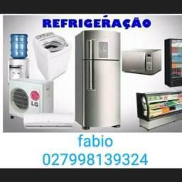 Título do anúncio: Serviço de refrigeração