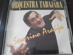 CDs Orquestra Tabajara , Chorinhos de Ouro e Orquestra Românticos de Cuba