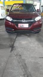 Honda-hr-v lx cvt 1.8 automático 2016 completo
