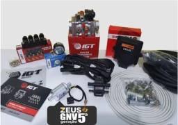 Kit GNV G5 - IGT