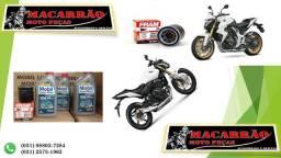 Kit Troca Oleo Filtro Cb1000r Mobil 10w30 Semissintetico