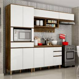 Título do anúncio: Cozinha Turquesa Cmpleta - Entrega Rápida