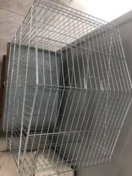 Gaiola roedores 3 andares