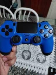 Título do anúncio: Controle PS4 zerado pouco uso