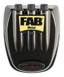 Pedal fab metal