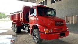 Título do anúncio: Caminhão Caçamba Mercedes Benz 1620