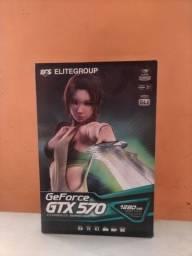 Placa de vídeo GTX 570