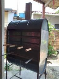 Churrasqueira 550,00
