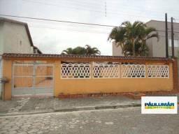 Título do anúncio: Casa com 3 dorms, Vera Cruz, Mongaguá - R$ 380 mil, Cod: 75708