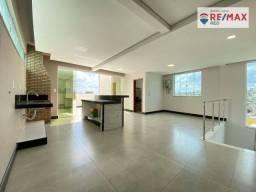 Título do anúncio: Cobertura com 4 dormitórios à venda, 210 m² por R$ 890.000 - Carijós - Conselheiro Lafaiet