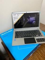 Notebook Multilaser NOVO , na caixa !!!