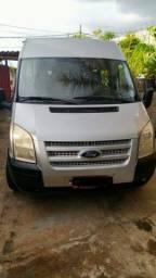Van Ford Transit 2013 toda revisada
