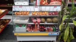 geladeira expositora horizontal 110v.
