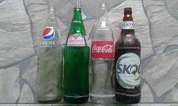 Garrafas de 1 litro