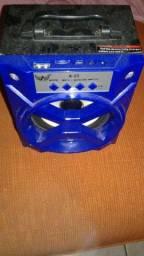 Vendo caixinha de música Bluetooth e etc ...