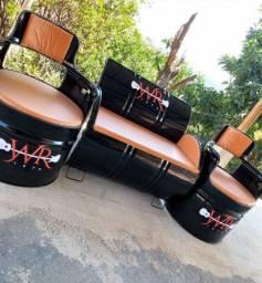 Título do anúncio: Sofá / poltrona / móveis rústicos / cadeiras