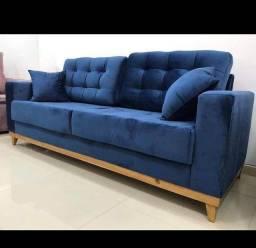 Título do anúncio: Super promoção de sofa retro